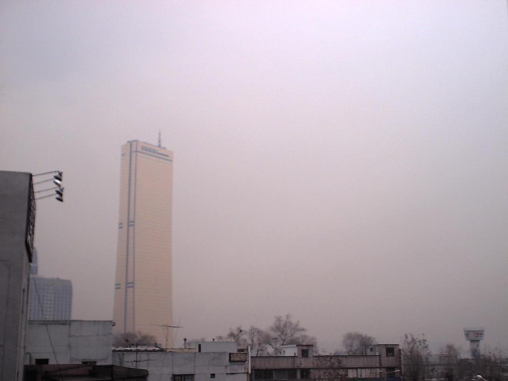 1999년 크리스마스이브 63빌딩 사진