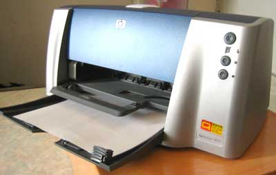 HP Deskjet 3820 프린터