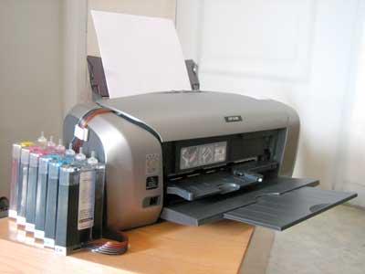 EPSON Stylus PHOTO R230 프린터