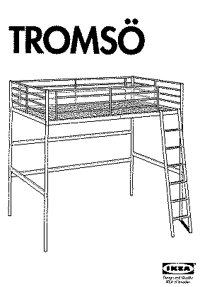 IKEA Tromso Manual