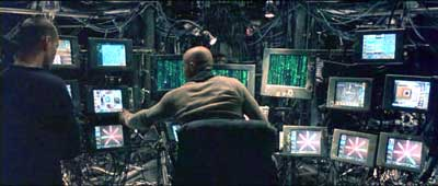 MultiScreen Scene on Matrix