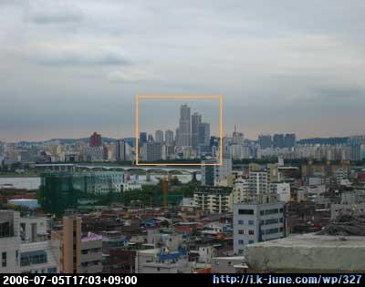 현대 목동 하이페리온/광학3배줌(Hyundai Mokdong Hyperion/Zoom3X)
