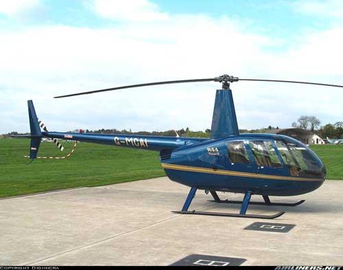 자가용 헬기(Robinson R-44 Raven II)