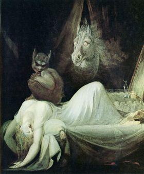 The Nightmare(가위), Henry Fuseli
