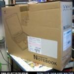 70만원짜리 노트북을 샀다.
