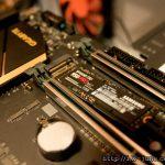 스카이레이크 i7-6700에서 삼성SSD(Samsung 950 Pro 512GB M.2 NVMe) 초간단 속도 테스트 및 사용기