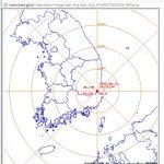 2016년 9월 12일, 9월 19일 지진은 서울에서 그렇게 심각하게 느껴지지 않았지만 여전히 불안하다.