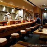 롯폰기 근처 텐동 카네코야 아사카사(日本橋天丼 金子屋 赤坂店)에서 튀김덮밥을 먹었다.