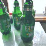 요즘 가성비 높은 1.6리터에 2800원짜리 필라이트(FiLite) 맥주를 열심히 마시고 있다.