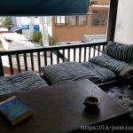 나홀로 여행자들에게 아지트 같은 호스텔, 치앙마이 타페게이트 근처 타패 백팩커스 호스텔(Thapae Backpackers Hostel)에서 하룻밤 5천원에 머물렀다.