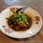 가족 단위로 오기 좋은 치앙마이 유명 패밀리 레스토랑 ต๋อง เต็ม โต๊ะ(Tong Tem Toh)에 드디어 왔다.